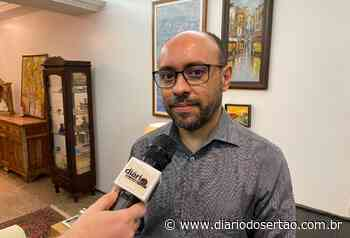 O que Cajazeiras espera do novo reitor da UFCG - Diário do Sertão