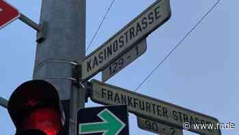 Bei Tempo 30 tritt die CDU in Darmstadt auf die Bremse - Frankfurter Rundschau