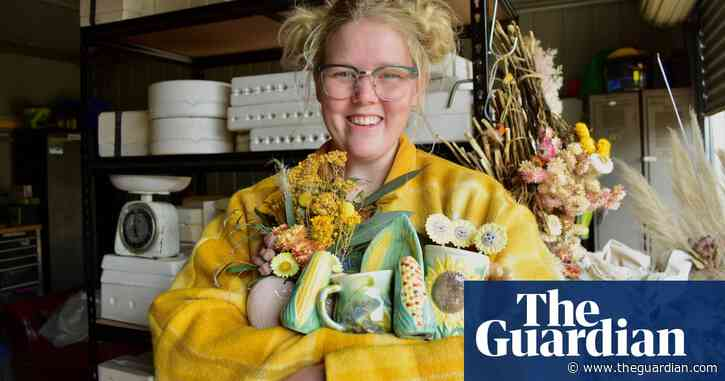 Shelby Sherritt: the Ballarat cancer survivor who became a TikTok pottery queen