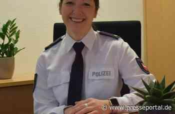 POL-NI: Nienburg/Schaumburg: Neue Leiterin Einsatz in der Polizeiinspektion Nienburg/Schaumburg - Presseportal.de
