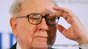 Starinvestor Warren Buffett: Buffett kauft für Milliarden Dollar eigene Aktien zurück