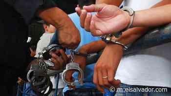 Caen 14 sujetos acusados de homicidio en Santa Tecla y Antiguo Cuscatlán   Noticias de El Salvador - elsalvador.com