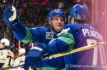Are the Canucks just not good enough for the North division? - The Canuck Way