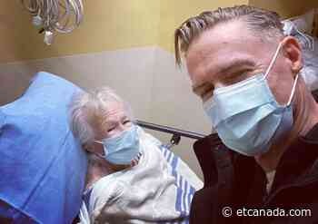 Bryan Adams Sends Thanks To North Vancouver Hospital For 'Taking Such Good Care Of My Mum' - ETCanada.com