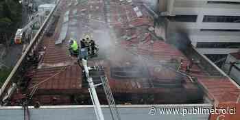 Avanzan obras de reconstrucción del hospital San Borja-Arriarán: en 3 meses estaría lista la torre - Publimetro Chile