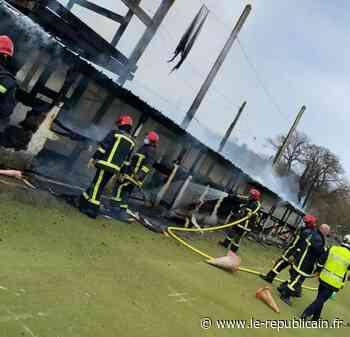 Essonne : le club de paintball de Saulx-les-Chartreux victime d'un incendie intentionnel - Le Républicain de l'Essonne