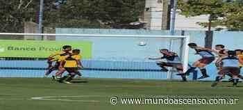 AMISTOSO BROWN DE ADROGUE - ALMIRANTE BROWN   Doble empate - Mundo Ascenso