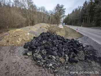 Was hat es mit dem Bauschutt zwischen Wurmberg und Wiernsheim auf sich? - Region - Pforzheimer Zeitung