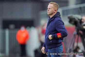 """Vrancken gelooft er nog in na verlies op Oostende: """"We staan nog altijd op een goede positie en in deze competitie kan alles."""""""