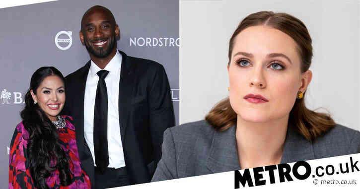 Vanessa Bryant hits back at Evan Rachel Wood for 'vile' tweet labelling late husband Kobe a 'rapist'