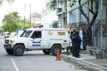 Así asesinaron a Miguelito Carrión y sus guardias en San Pedro Sula - La Prensa de Honduras