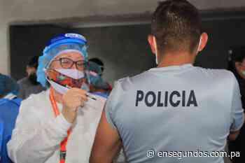 San Miguelito continúa con vacunación de estamentos de la Fuerza de Tarea Conjunta - En Segundos