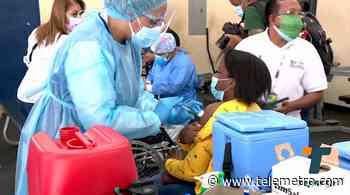Vacunan contra covid-19 a personas con discapacidad en San Miguelito - Telemetro