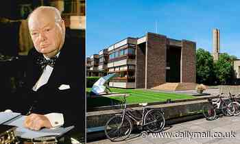 Cambridge University's Churchill college should give up its name, says grandson Sir Nicholas Soames