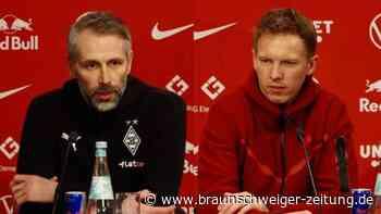 Last-Minute-Sieg für RB: Leipzig bleibt Bayern an den Fersen
