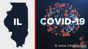 8 new coronavirus cases reported in local Ill. counties - 14 News WFIE Evansville