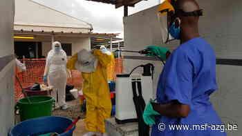 Ebola opnieuw afgeroepen in Guinee | Artsen Zonder Grenzen België - Artsen Zonder Grenzen