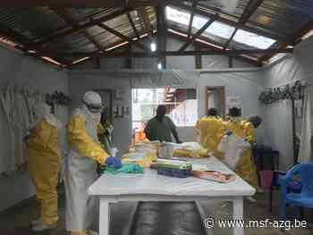 Nieuwe uitbraak van ebola in Noord-Kivu | Artsen Zonder Grenzen België - Artsen Zonder Grenzen