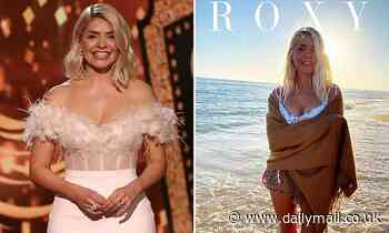 Holly Willoughby 'gears up for legal fight with her old agents in row that could cost £10million'