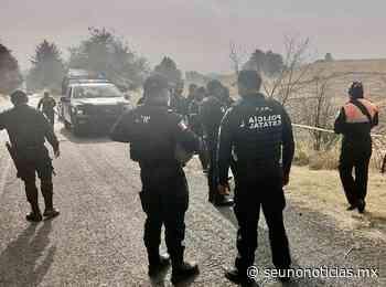 Asesinan a dos hombres en menos de 24 horas en Ocoyoacac - SéUno Noticias