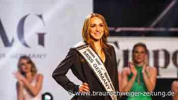 """Neuer Wettbewerb: Neue """"Miss Germany"""" tritt Amt an - Mutter gekürt"""
