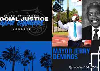 Social Justice Game Changer: Mayor Jerry L. Demings