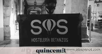 """La hostelería de Betanzos (A Coruña) también grita """"basta"""" con un emotivo vídeo - El Español"""
