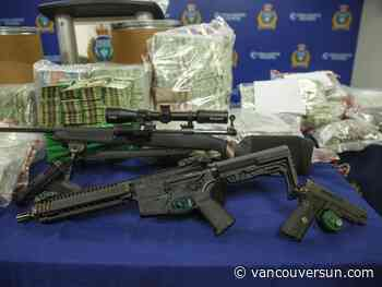 Two B.C. men charged in major cocaine trafficking bust, $3.75 million in properties seized here