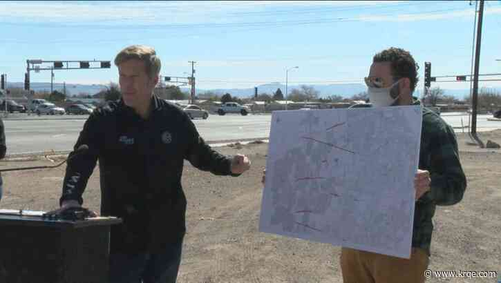 Southwest Albuquerque street light project gets underway