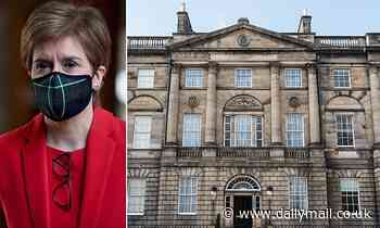 Nicola Sturgeon's official residence Bute House is dubbed a site of 'historic racial injustice'
