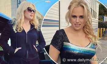 Rebel Wilson says she's 'looking forward to all that's ahead' after landing role in film Senior Year
