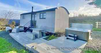 Best lodges with hot tubs for a UK staycation - Birmingham Live