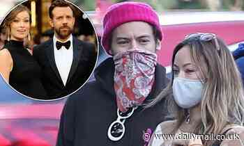 Harry Styles's girlfriend Olivia Wilde forms a 'bubble' with her actor ex Jason Sudeikis