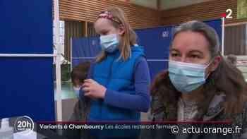 Chambourcy : dépistage massif après la découverte de cas de variants sud-africains dans une école - Actu Orange