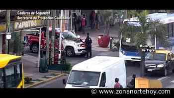 Don Torcuato: robó arriba de un colectivo y fue detenido por el COT - zonanortehoy.com