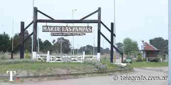 Firmaron convenios para obras en los accesos a Mar de las Pampas y Mar Azul - Telégrafo