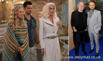 ABBA stars worth a combined £413million 'used furlough cash to pay staff of Mamma Mia! Musical'