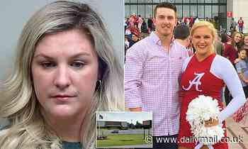 Alabama teacher, 27, who 'had sex' with her student is released on bail after turning herself in
