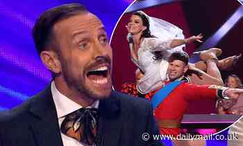 Ex-Dancing On Ice judge Jason Gardiner SLAMS the show for going ahead during the Covid-19 crisis