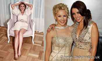 Former X Factor judge Dannii Minogue reveals she was pitted against Kylie at start of career