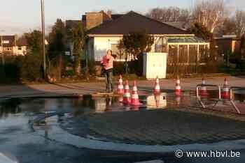 Lek in de waterleiding in Eisden (Maasmechelen) - Het Belang van Limburg Mobile - Het Belang van Limburg