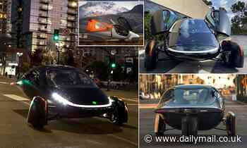 First mass-produced solar power car rolling out in 2021, will retail for $25,900