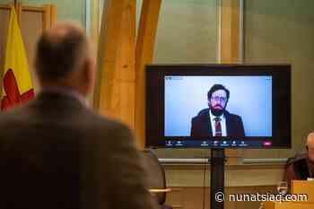As COVID-19 cases rise, Arviat MLA presses premier on status of outside aid - Nunatsiaq News