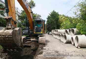 Construirán un desagüe de 23 cuadras para evitar anegamientos en Beccar, San Isidro y Las Lomas - Que Pasa Web