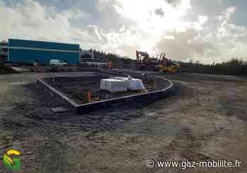 Morbihan : début des travaux pour la station GNV KarrGreen de Ploermel - Gaz-Mobilite.fr