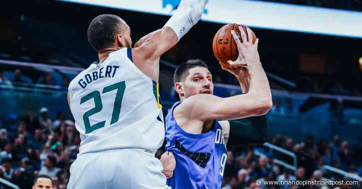 Magic vs. Jazz preview: Magic take on the league's best team