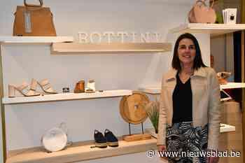 Nadine opent Schoenen Bottini (Londerzeel) - Het Nieuwsblad