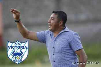 'Chato' Padilla, el DT detrás del camino de Victoria en busca de su regreso a la Primera División - Diez.hn