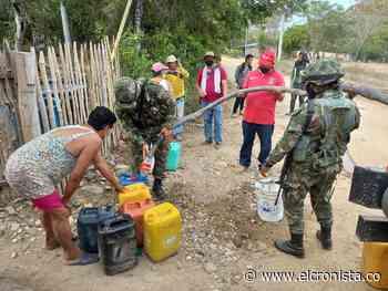 Agua para comunidades indígenas de Coyaima - El Cronista