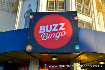Former Buzz Bingo hall in Bournemouth up for sale